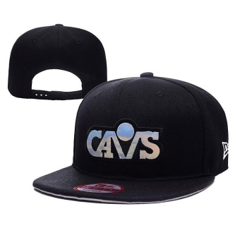 2017 Casual NBA-CLEVELAND-CALIERS Snapback Cap Adjustable Sport Hat- intl