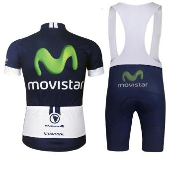 2017 Cycling Jersey Set Summer Jersey Mtb Shirt Breathable CyclingBib Shorts Bike Jersey Suits - intl - 2