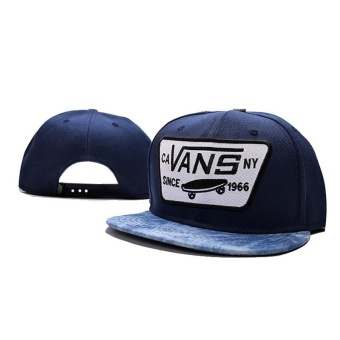 2017 Fashion VANS Snapback Cap Adjustable Sport Hat - intl