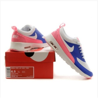 2017 Hot Sale Air Cushion Running Shoes Women's Thea Print 90&87 Sneakers Max Size 40 Color 12 - intl