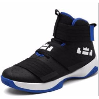 2017 Men's Breathable Basketball Sneakers Fashion Ankle Boots Outdoor Athletic Sport Shoes - intl