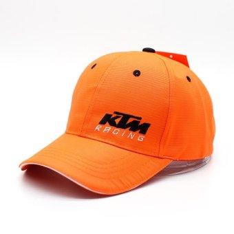 2017 New Original Cotton Sports KTM Racing Cap MOTO GP MotorcycleBaseball Cap Sun Snapback Hats Bone For Men Women - intl - 4
