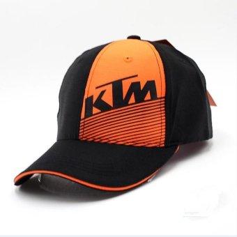 2017 New Original Cotton Sports KTM Racing Cap MOTO GP MotorcycleBaseball Cap Sun Snapback Hats Bone For Men Women - intl - 3