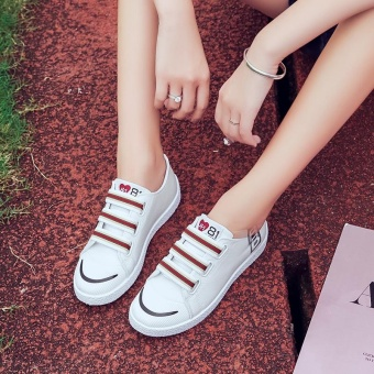 Canvas Shoes Hijau Source · Philippines 2017 Summer New Comfortable Wild Casual Shoes .
