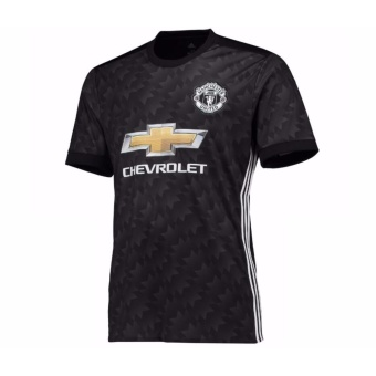 2017/18 season MU FC Football jersey soccer jersey Away top Thaijersey with brand logo Mens - intl - 3