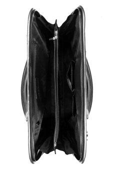 2761 Lightweight Stylish Hand/Sling Bag (Black)