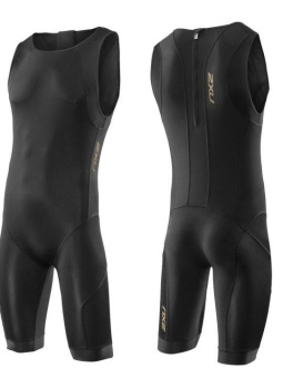 2XU Triathlon Swim Skin (Black)