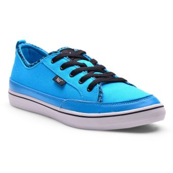 361 Degrees Admiration Vulcanized Lifestyle Shoes (Blue/Black)