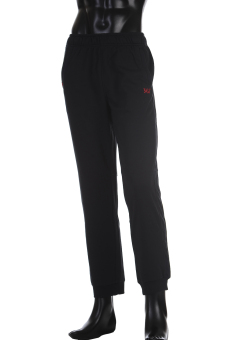 361 Degrees Kevin Love Series Knitted Training Pants (Black) - picture 2