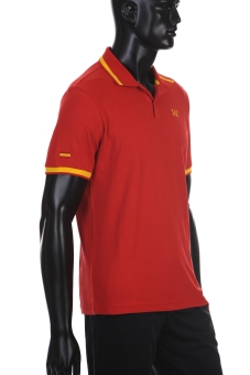361 Degrees Team Spain Polo Shirt (Red/Yellow) - picture 2
