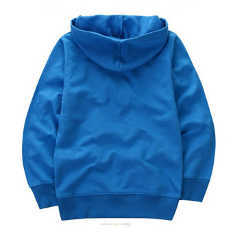 'Paw Patrol 3-10 Years Old 95-135cm Hight Boy or Girls'' Long-sleeved Cardigan Sweaters(Color:Blue)' - 2