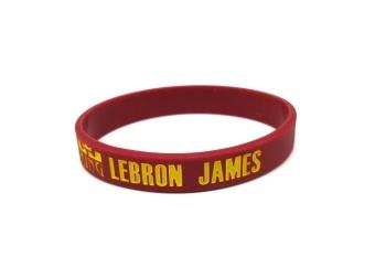 3pcs Lebron James Sports Silicone Bracelets Pro Adjustable Basketball Bracelets Baller Bands Sports Wristband - intl - 5
