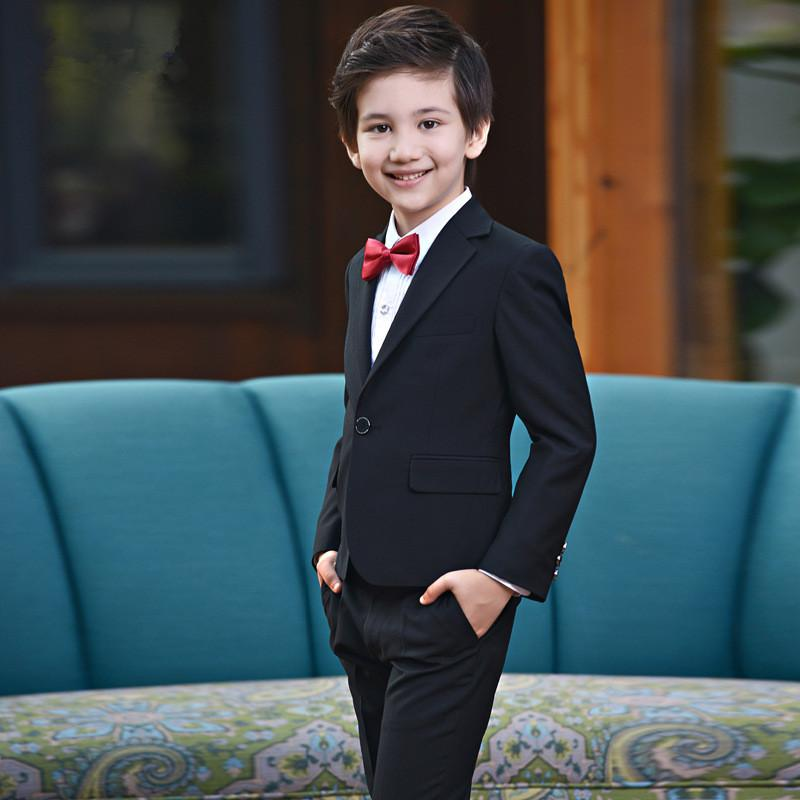 Philippines | 4pcs Set Boys\' Formal Suit Prom Funeral Wedding Suit ...