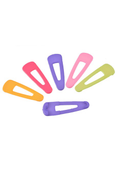 8YEARS B06156 Hair Clips Findings Set of 20 (Multicolor)