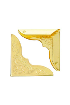 8YEARS B35709 Croner Protector Set of 100 (Gold)