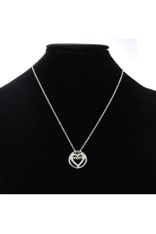 8YEARS UP00750 Necklace Pendants (Pale silver)