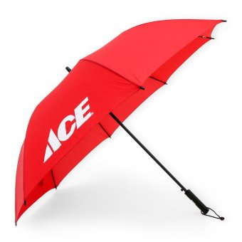 Ace Golf Umbrella 1.1m Red