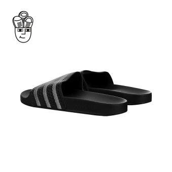Adidas Adilette Sandals Core Black / Grey by9909 -SH - 5