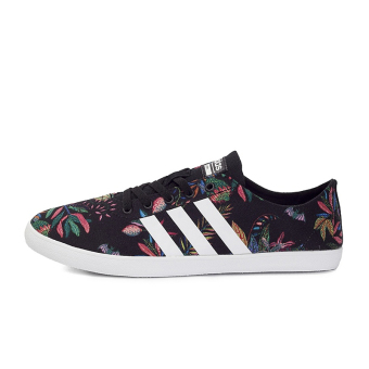 Adidas b74583 fashion women's lightweight low top canvas casual shoes athletic shoes