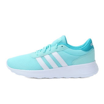 Adidas bb9837 female autumn Women's lightweight casual shoes athletic shoes (Rose powder/1 No. black/white)
