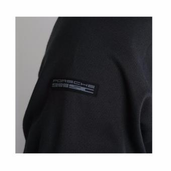 Adidas Men's Black Porsche 911 CO Track Top Jacket AJ8109 - 4