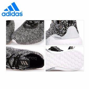 Adidas Men's Alpha bounce M Aramis Turtle Dove B54366Black/GREY/WHITE - intl - 3