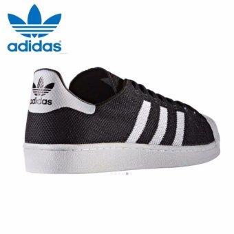 ... Adidas Originals Superstar Running Shoes BB2234 Black/White - intl - 5