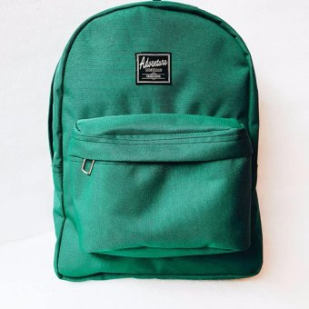 Adventure Backpack green