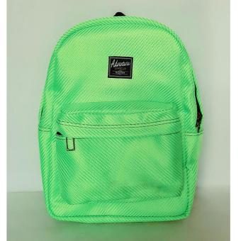 Adventure Backpack Neon green Price Philippines