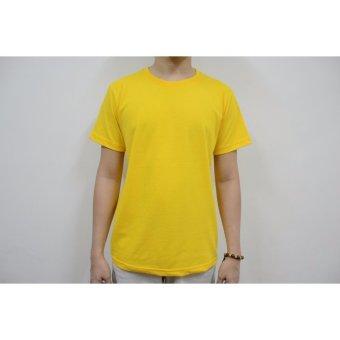 AIIZ UNISEX Plain T-Shirt (Light Green) - 4