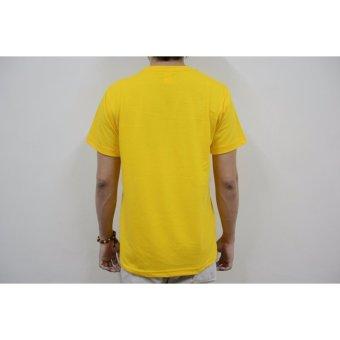 AIIZ UNISEX Plain T-Shirt (Light Green) - 5