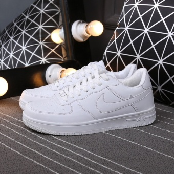 Air Force One board shoes sports shoes(white) - intl