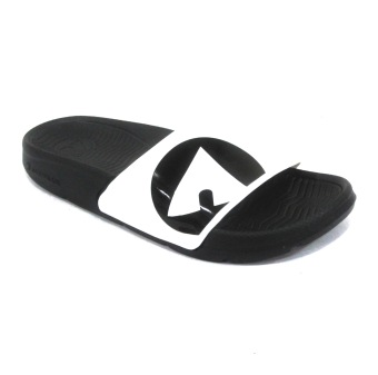 AIRWALK SLIPPERS A5112202 AW-WALK MS BLK-WT-BLK