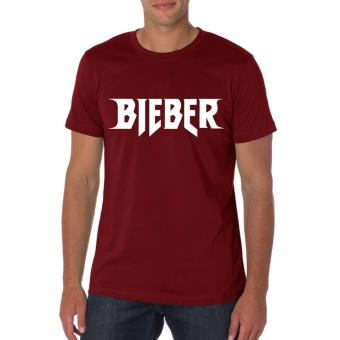 All About Rock Bieber inspired t-shirt (Maroon)