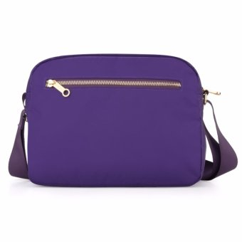 American Tourister Vicinity FM II Horizontal Shoulder Bag S (Purple) - 3