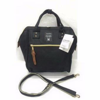 Anello 3 Way Bag Medium (Black)