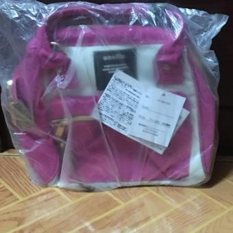 Anello 3 way bag (pink)