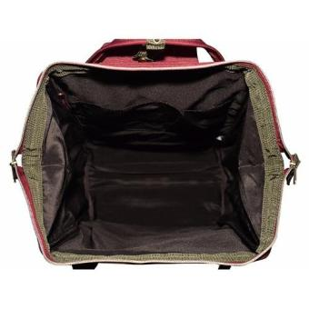 Anello BackPack Large (Wine) - 4
