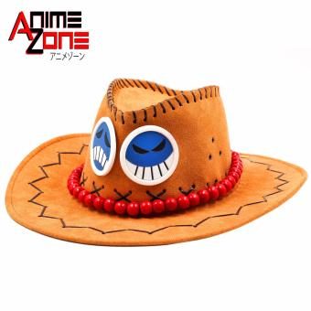 ANIME ZONE One Piece Fire Fist Portgas D. Ace Fashionable Cosplay Hat Price Philippines