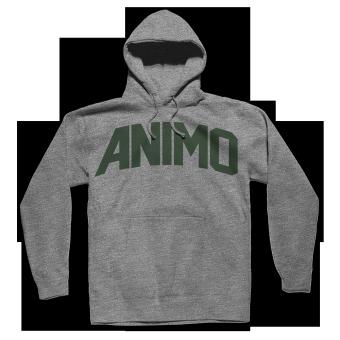 Animo Hoodie (Grey)