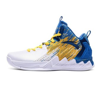 Anta Basketball Shoes Mens 2017 new summer basketball boots11721101 Thompson KT2 antiskid damping - intl Price Philippines