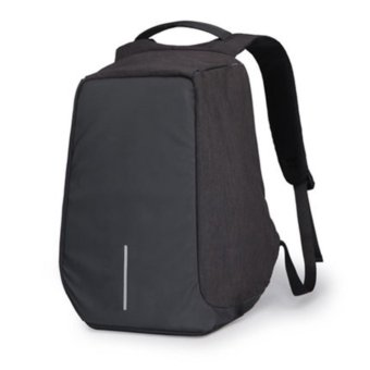 Anti Lost Design Against Theft Shoulder Bag Men and Women BusinessComputer Backpack 32x14x44cm - intl