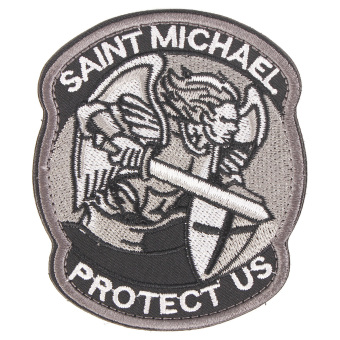 Army Tactical Velcro USA Modern Saint St.Michael
