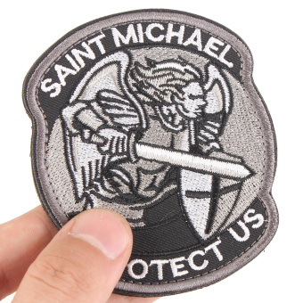 Army Tactical Velcro USA Modern Saint St.Michael - picture 2