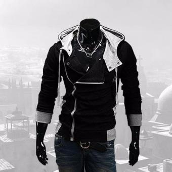 Assassin's Creed Hoodie Jacket (Black&White)