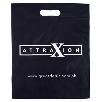 Attraxion Malcolm Plain Polo for Men (Black) - 4