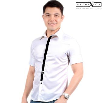 Attraxion Oswald Polo for Men (White)