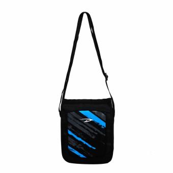 Attraxion Podrick Sling Crossbody Bag for Men (Blue) - 2