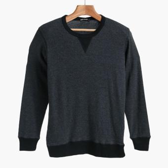 Baleno Mens Athletic Sweater (Dark Gray)