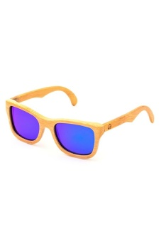 Bamboo Shades Pure-B B.L Sunglasses (Blue) Price Philippines